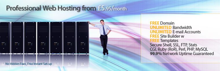 Web Hosting Packages